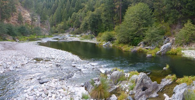 Feather River in the Sierra