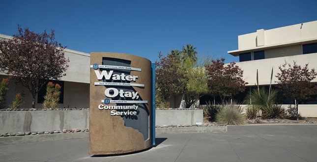 Otay Water District Building