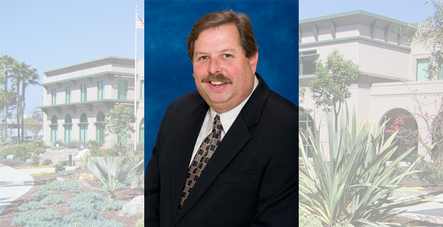 Otay Board Member Gary Croucher Elected as Vice Chair of San Diego County Water Authority Board