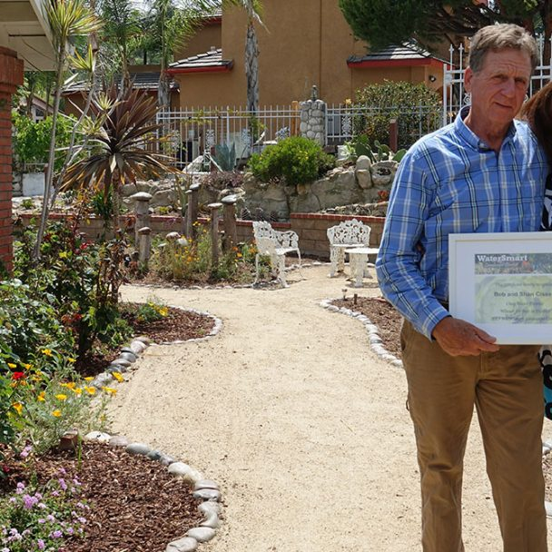 "WaterSmart Landscape Contest ""Best in District"" Winner Announced"