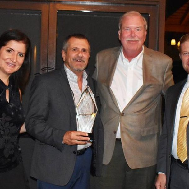 Otay Water District Receives Service Provider of the Year Award from the Otay Mesa Chamber of Commerce